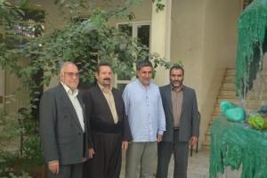 دکتر نورالدین یوسفی دانشگاه رازی