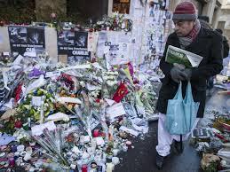 کشته گان پاریس