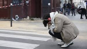 گریه برای پاریس