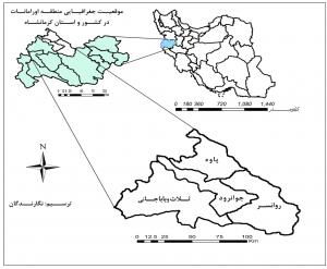 نقشه اورامانات سایت دکتر یوسفی